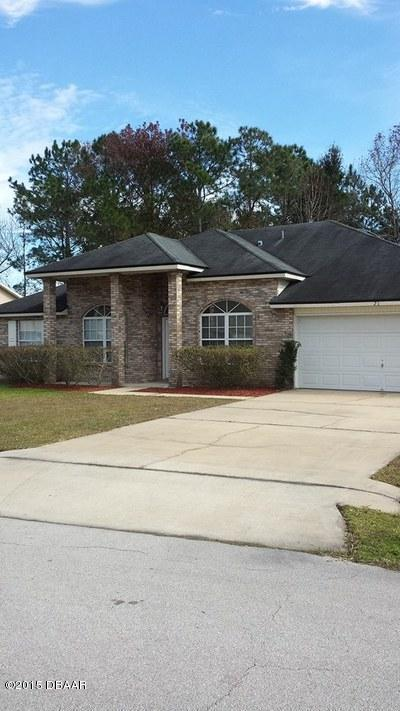 Rental Homes for Rent, ListingId:31657699, location: 21 Prestwick Ln Palm Coast 32164