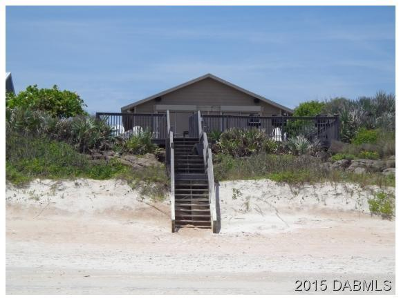 One of New Smyrna Beach 3 Bedroom Ocean Front Homes for Sale