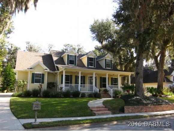 One of Flagler Beach 3 Bedroom Gated Homes for Sale