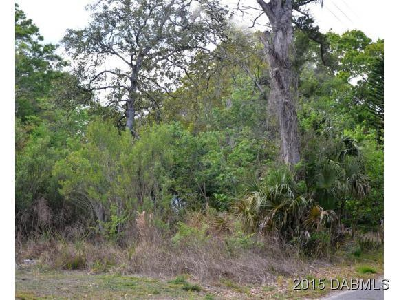 Land for Sale, ListingId:31903966, location: 1708 Palm Rd Ormond Beach 32174