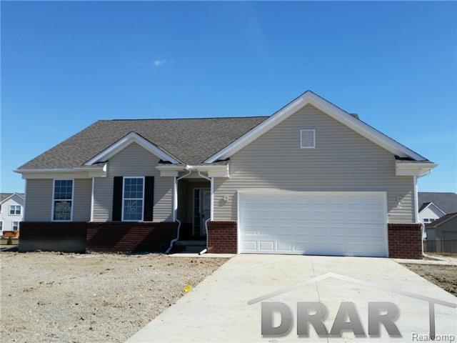 Real Estate for Sale, ListingId: 33851220, Newport,MI48166
