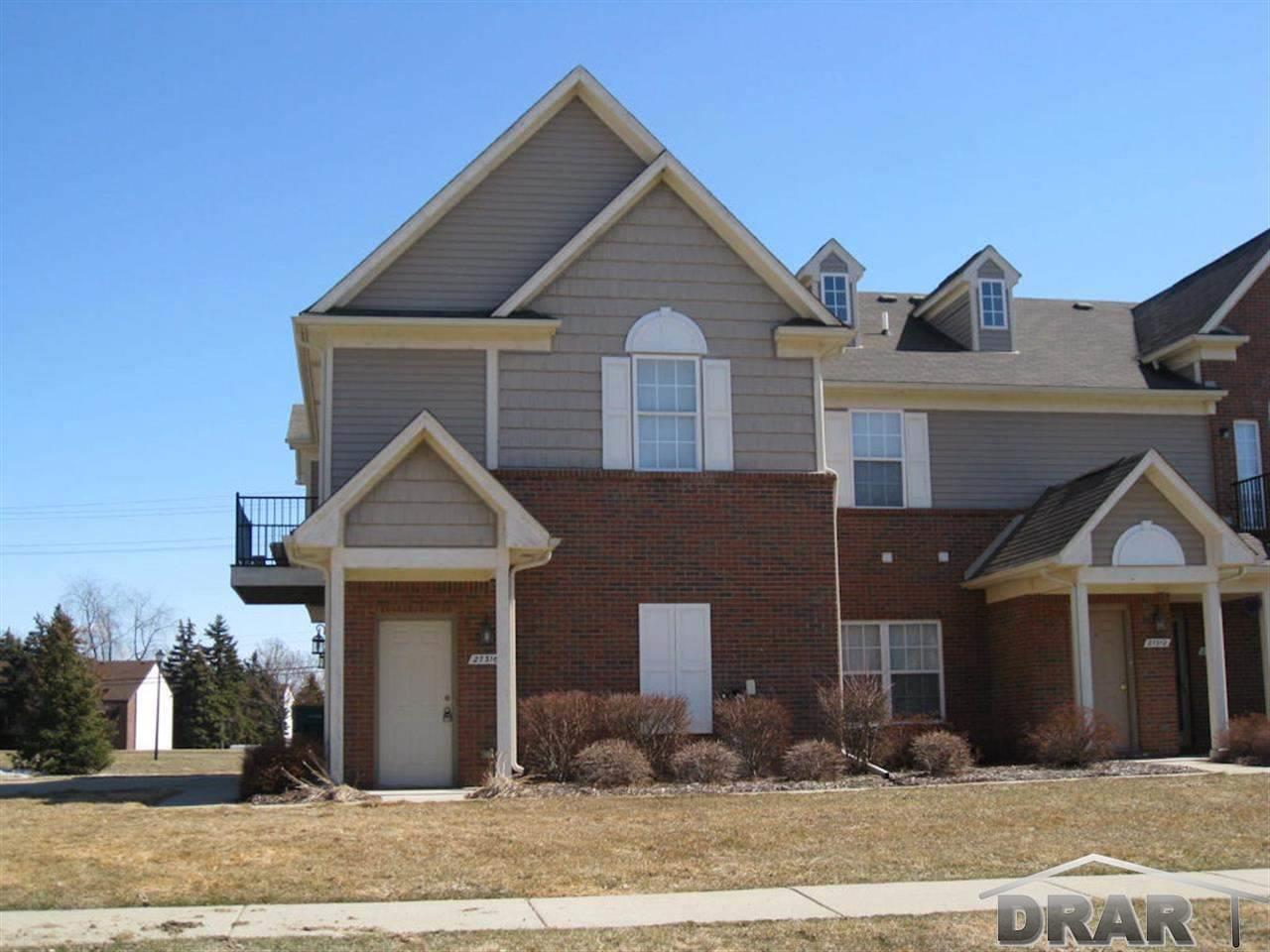 Rental Homes for Rent, ListingId:34083876, location: 27316 Hidden Oaks Brownstown 48183