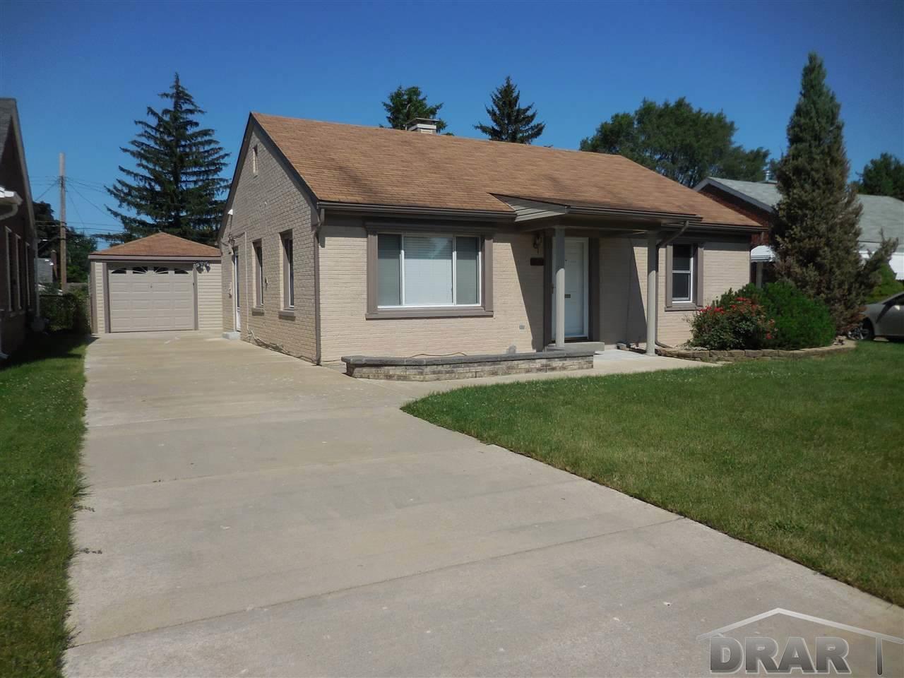 Rental Homes for Rent, ListingId:35124075, location: 3644 SYRACUSE Dearborn 48124