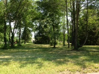 1.1 acres by Marion, Illinois for sale