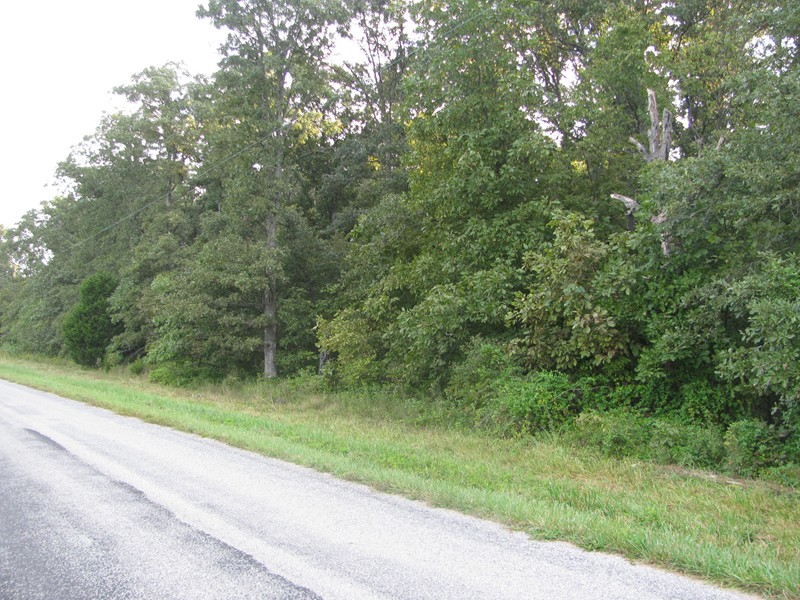 21 acres by Tamaroa, Illinois for sale