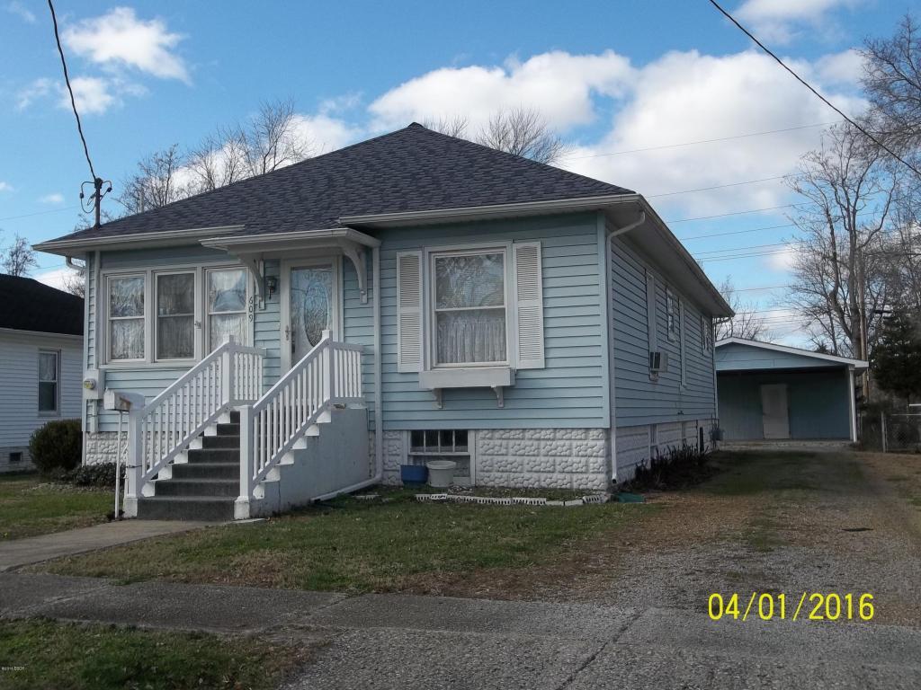 Real Estate for Sale, ListingId: 33223862, West Frankfort,IL62896