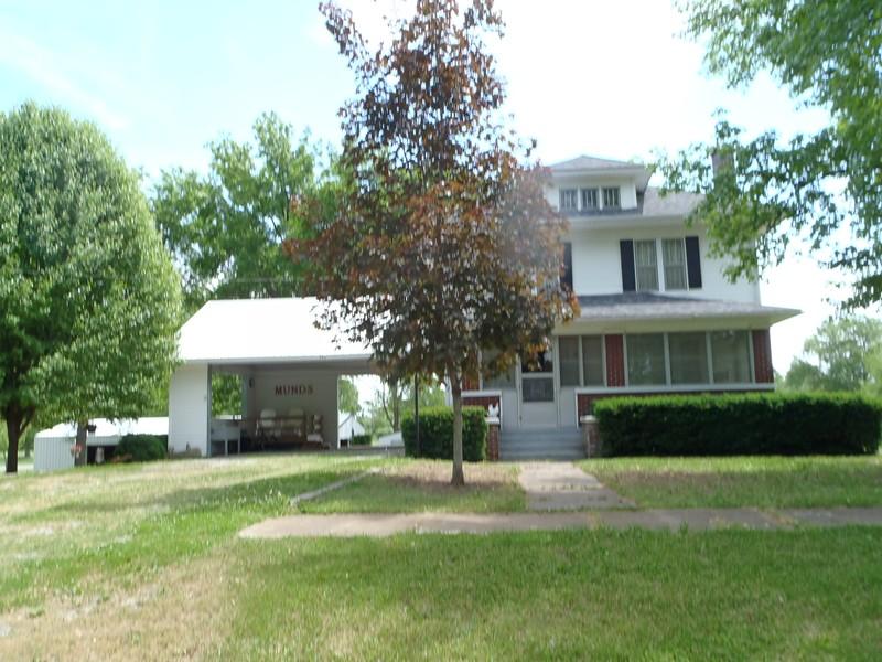 Real Estate for Sale, ListingId: 33314643, Broughton,IL62817