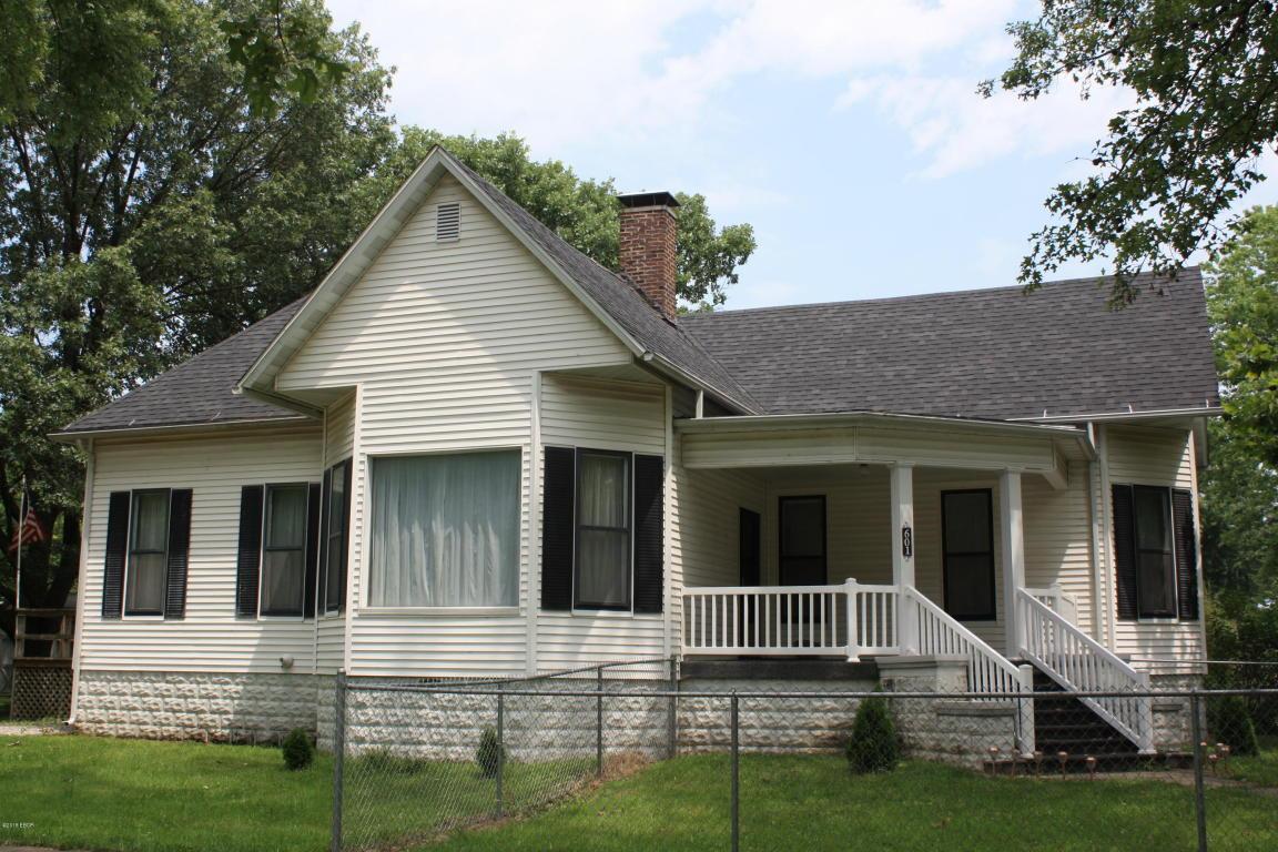 Real Estate for Sale, ListingId: 34446120, Sandoval,IL62882