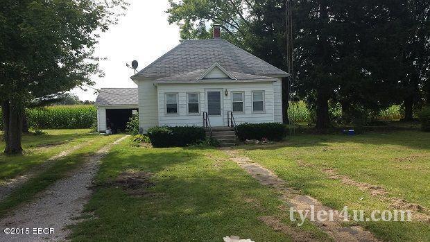 Real Estate for Sale, ListingId: 34488260, Marshall,IL62441