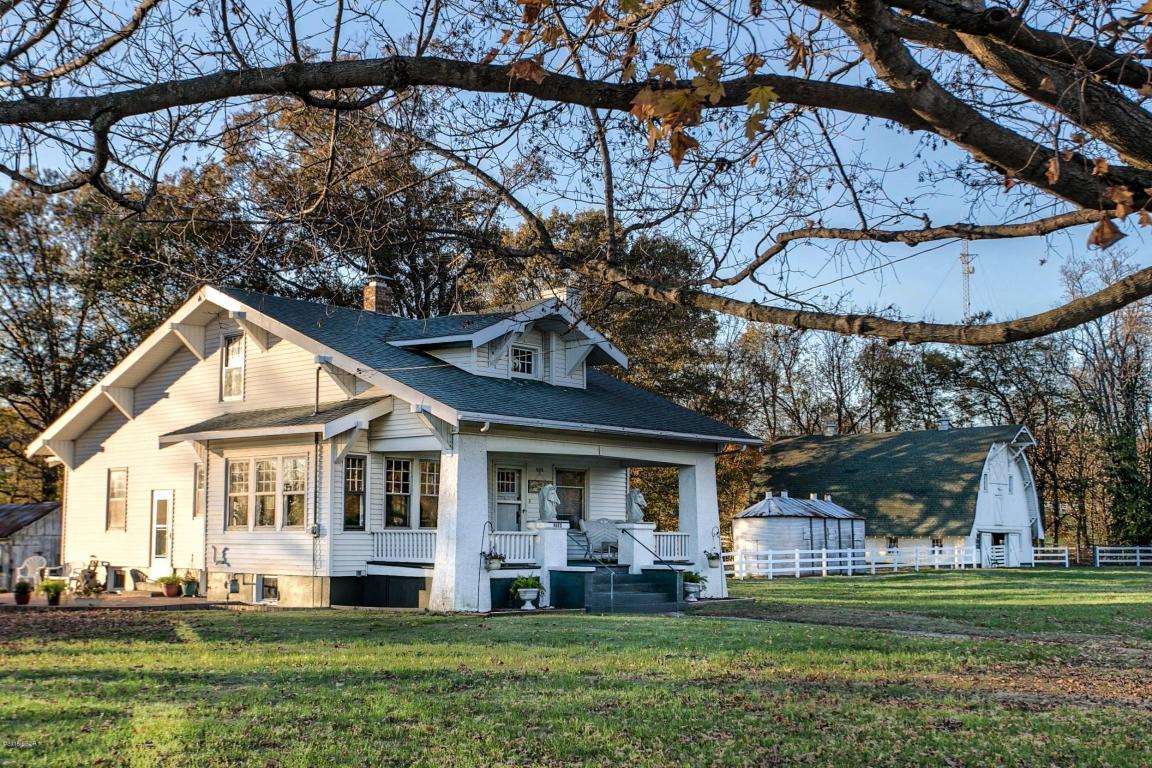 Real Estate for Sale, ListingId: 34666970, Pulaski,IL62976