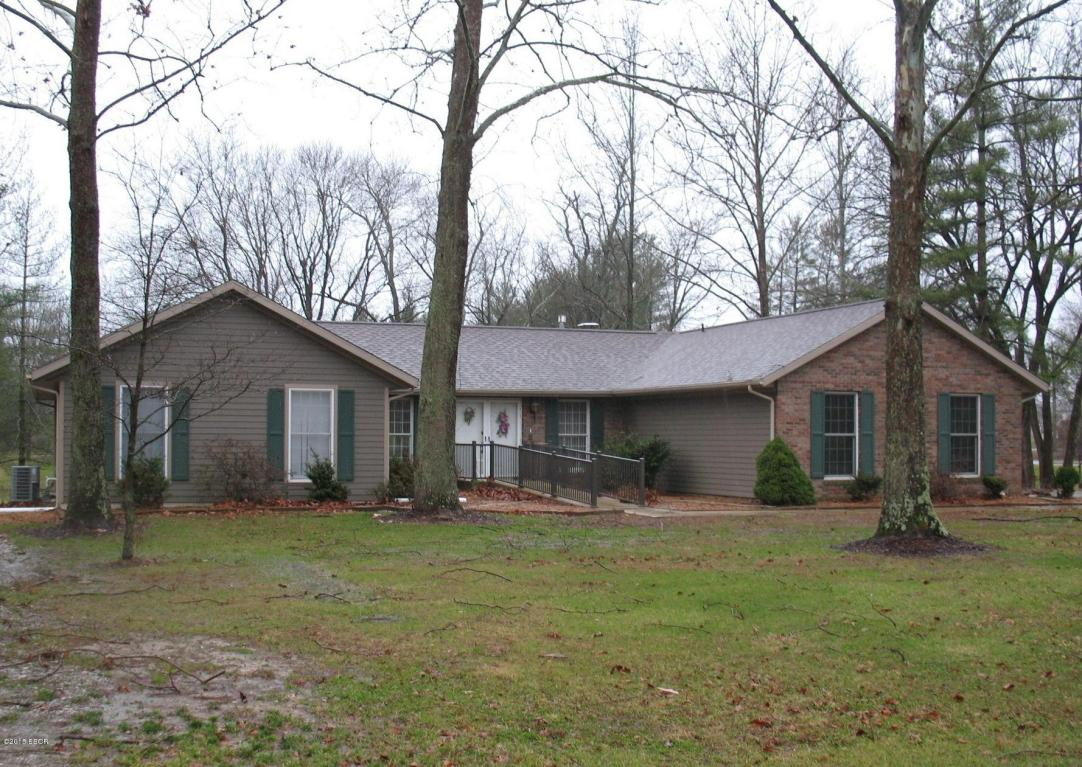 Real Estate for Sale, ListingId: 36654412, Salem,IL62881
