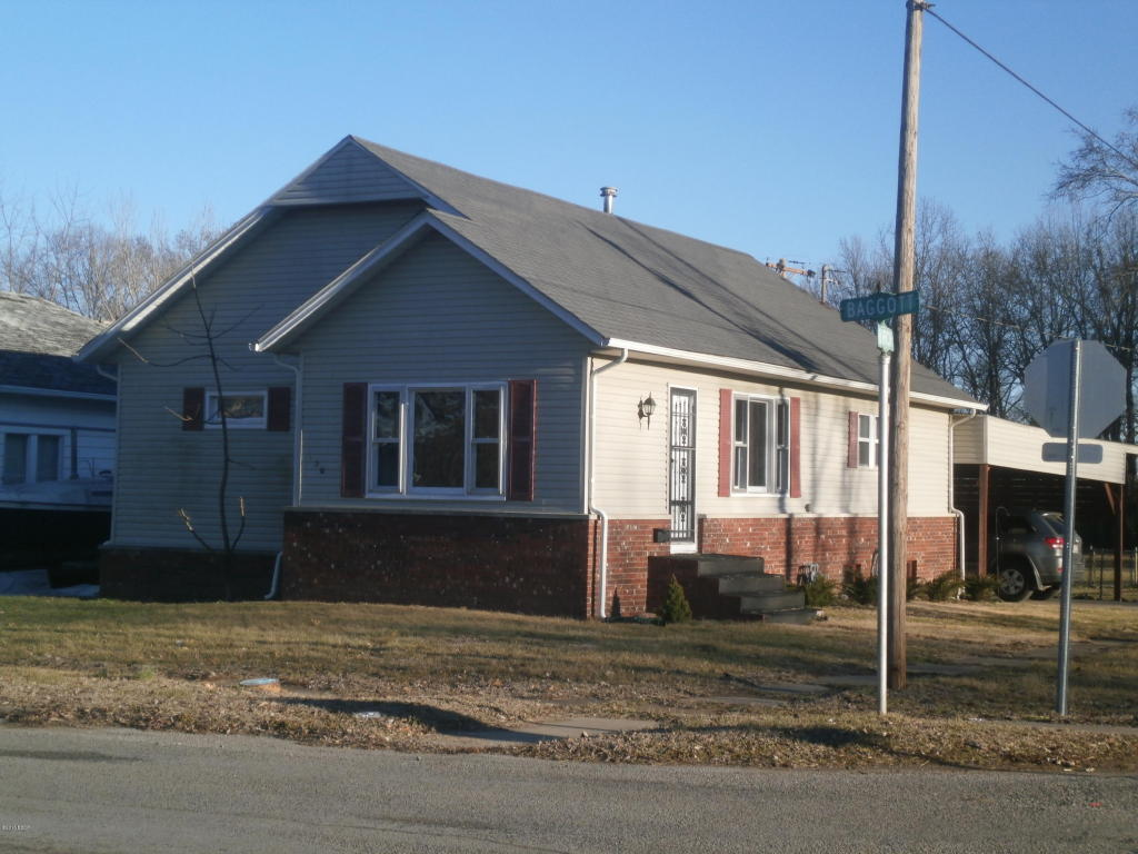 Real Estate for Sale, ListingId: 37080583, Zeigler,IL62999