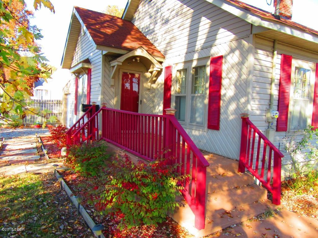 Photo of 206 Jefferson Street  West Frankfort  IL