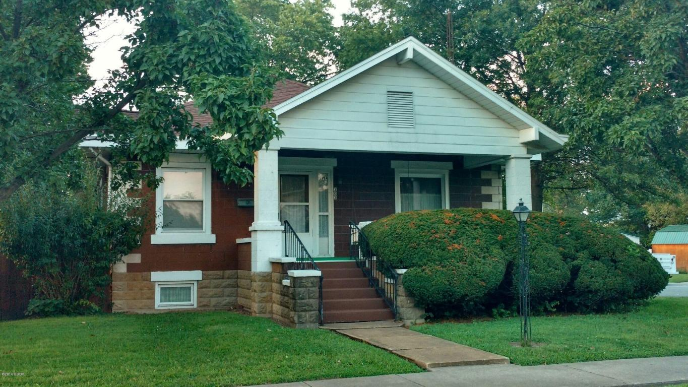 Photo of 303 South Street  Pinckneyville  IL