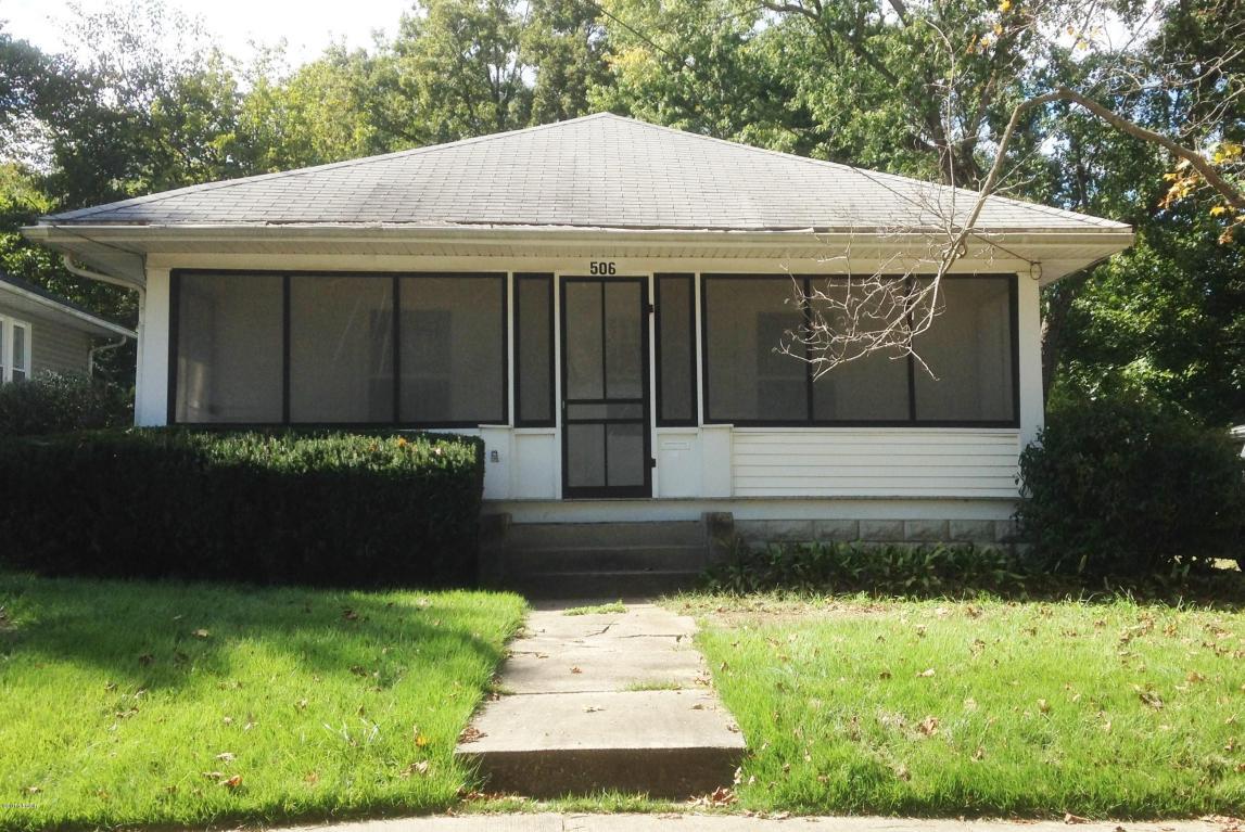 506 N Bridge St, Carbondale, IL 62901