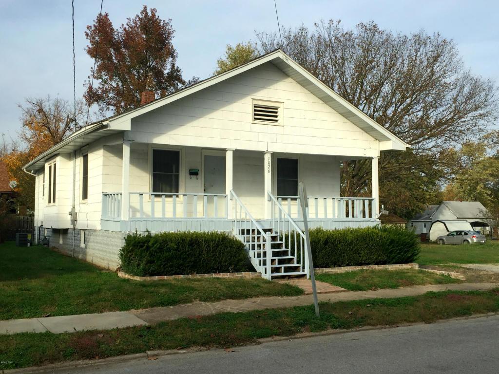 Photo of 1026 Maple Street  Murphysboro  IL