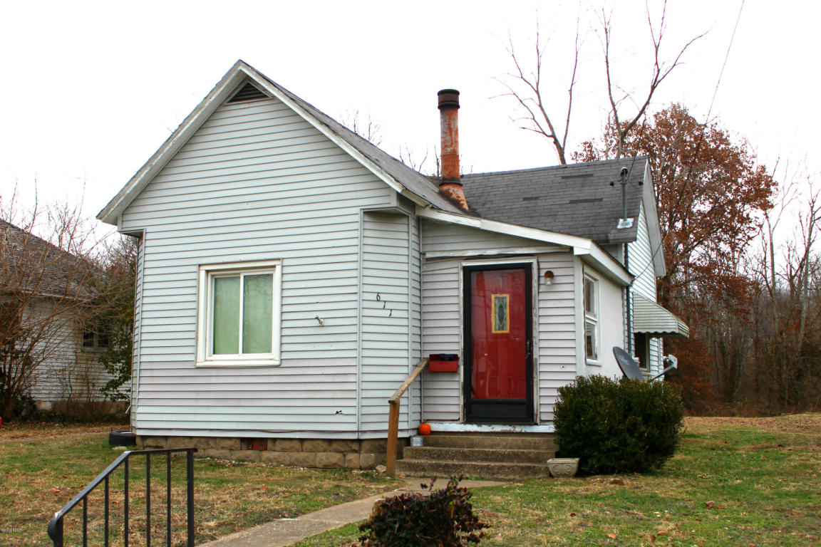 Photo of 611 Newton Avenue  Johnston City  IL