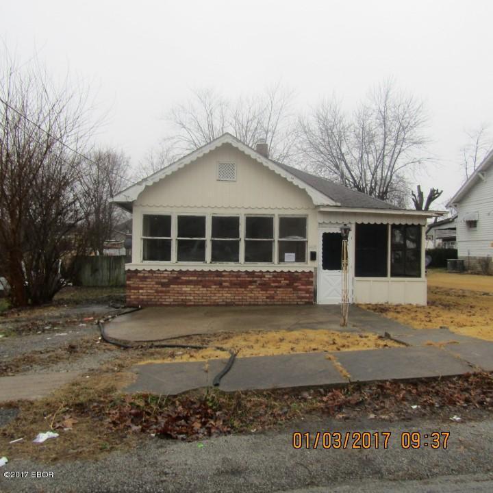 Photo of 1408 Barham Street  Johnston City  IL