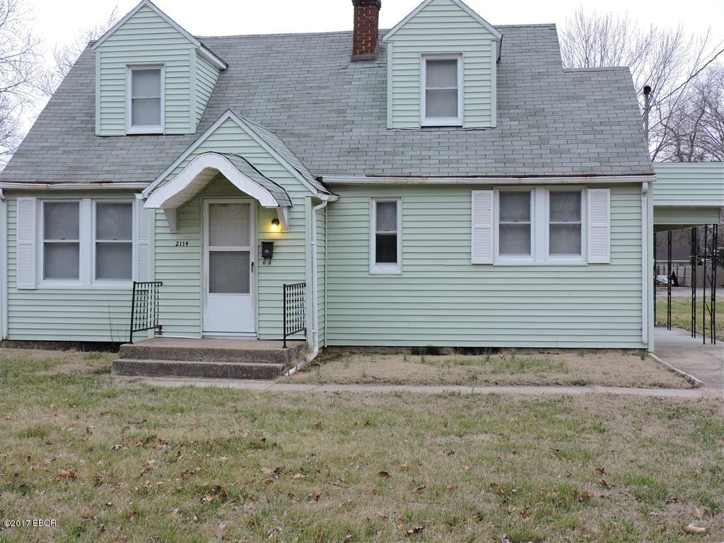 Photo of 2114 Lindell Avenue  Murphysboro  IL