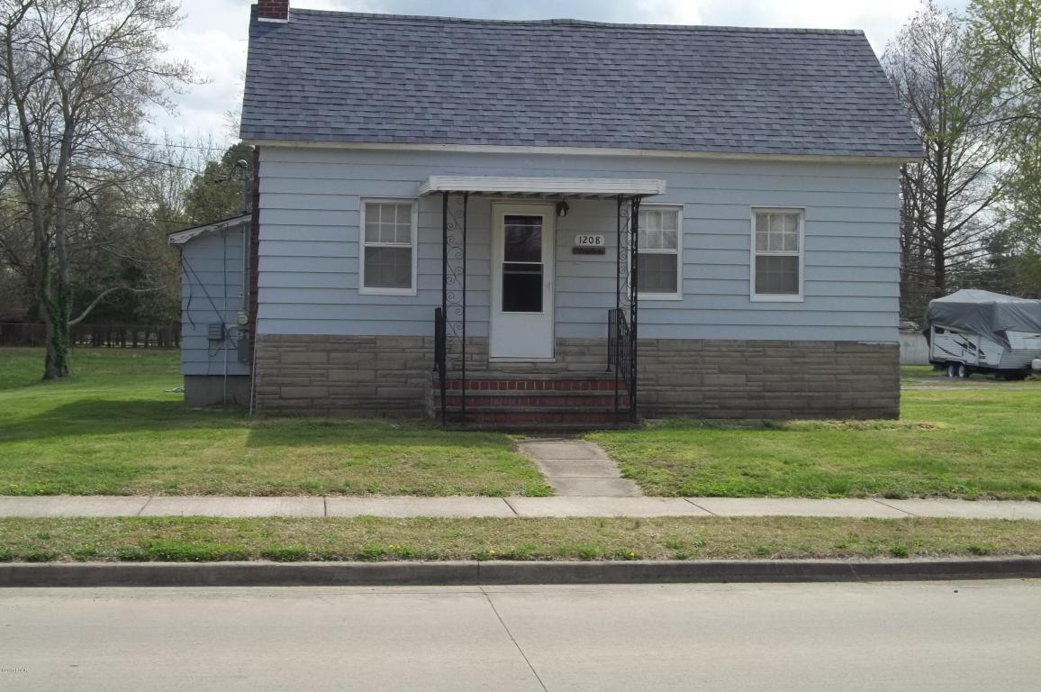 Photo of 1208 Cleveland Street  West Frankfort  IL