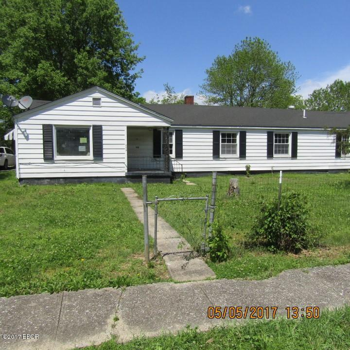 Photo of 608 Elm Street  Harrisburg  IL
