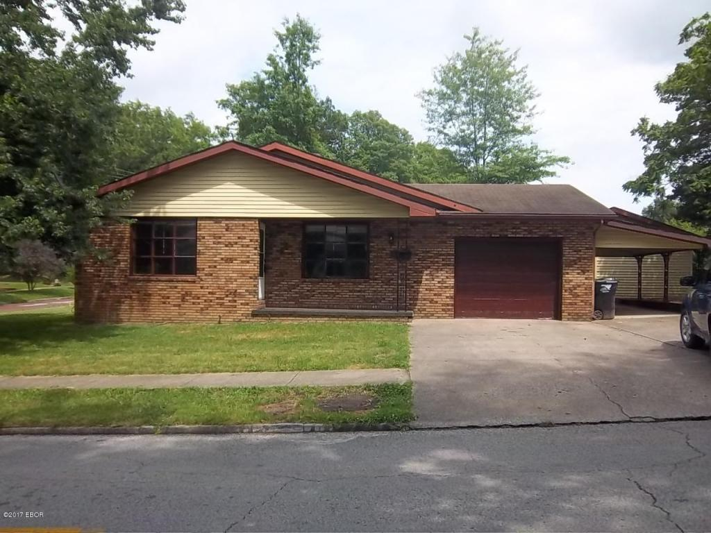 Photo of 212 Granger Street  Harrisburg  IL
