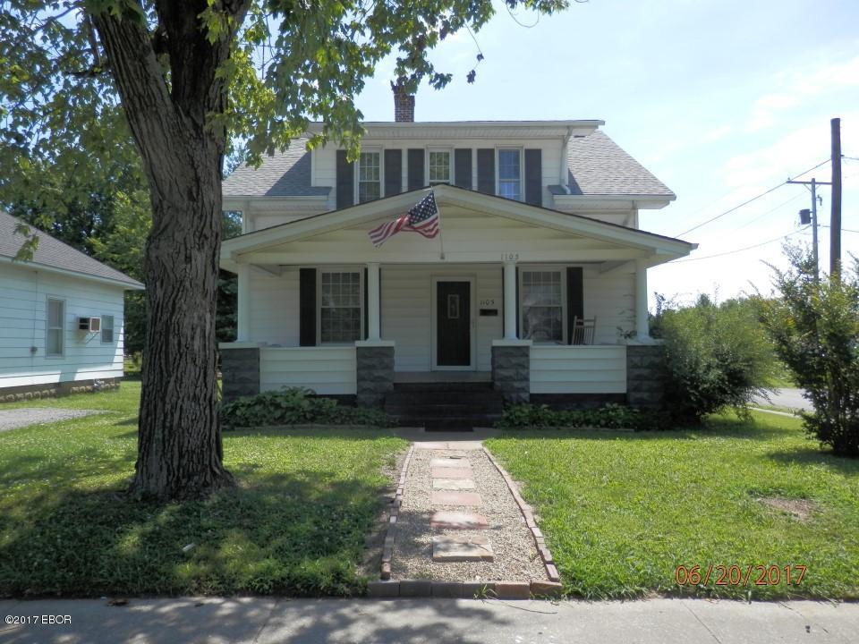 Photo of 1105 Monroe Avenue  Johnston City  IL