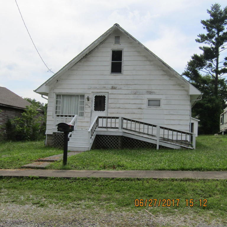 Photo of 1012 Chestnut Street  Johnston City  IL