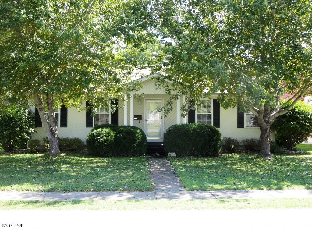 Photo of 703 Monroe Avenue  Johnston City  IL