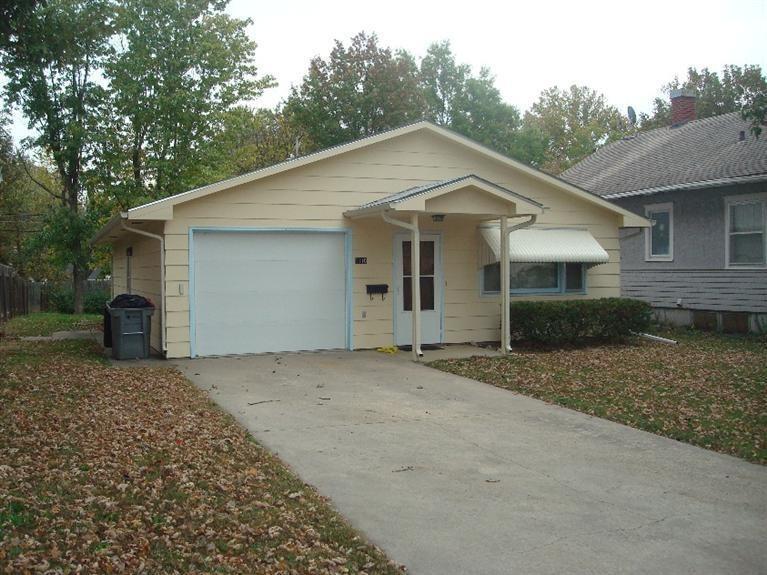 Rental Homes for Rent, ListingId:32531757, location: 1110 Northwest Chestnut St Emporia 66801
