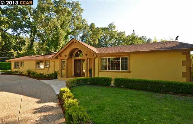 1012 Stone Valley Rd, Alamo, CA 94507
