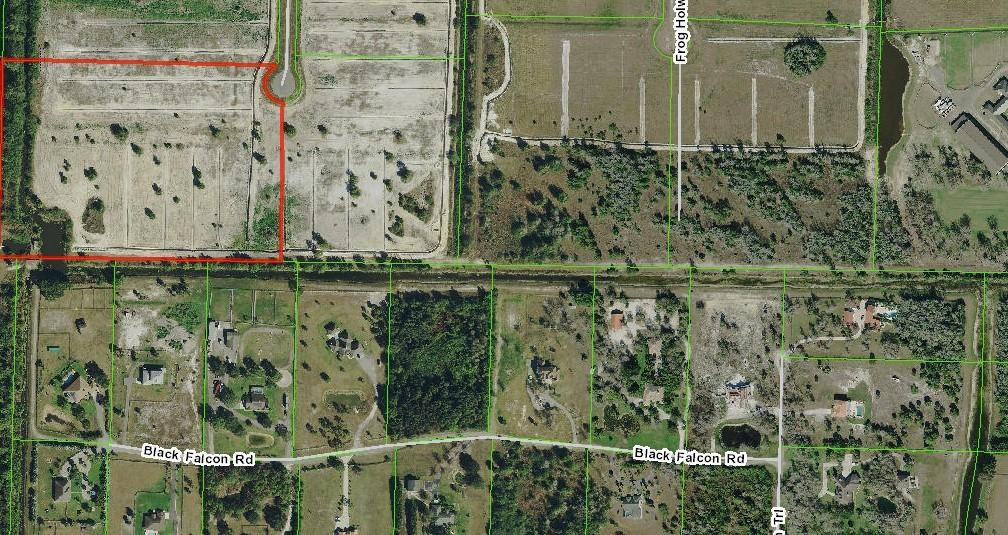 Lot 14 Gator Pond Rd. Road, one of homes for sale in Loxahatchee