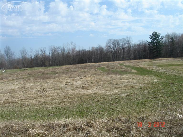 2.98 acres by Montrose, Michigan for sale