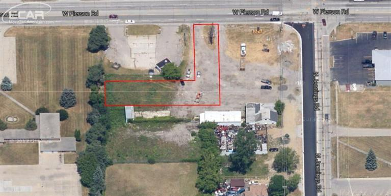 0.46 acres by Flint, Michigan for sale