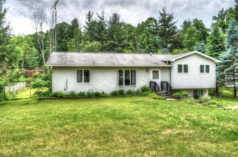 Real Estate for Sale, ListingId: 31317789, Otter Lake,MI48464