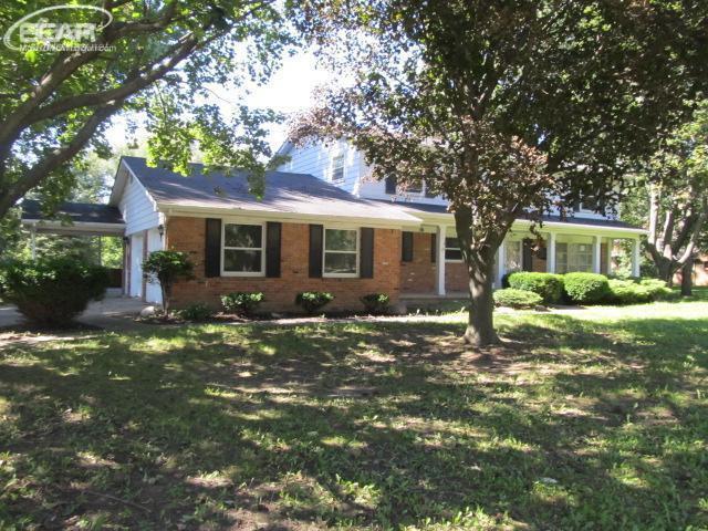 Rental Homes for Rent, ListingId:32701556, location: 1215 Thornwood Ct Flint 48532