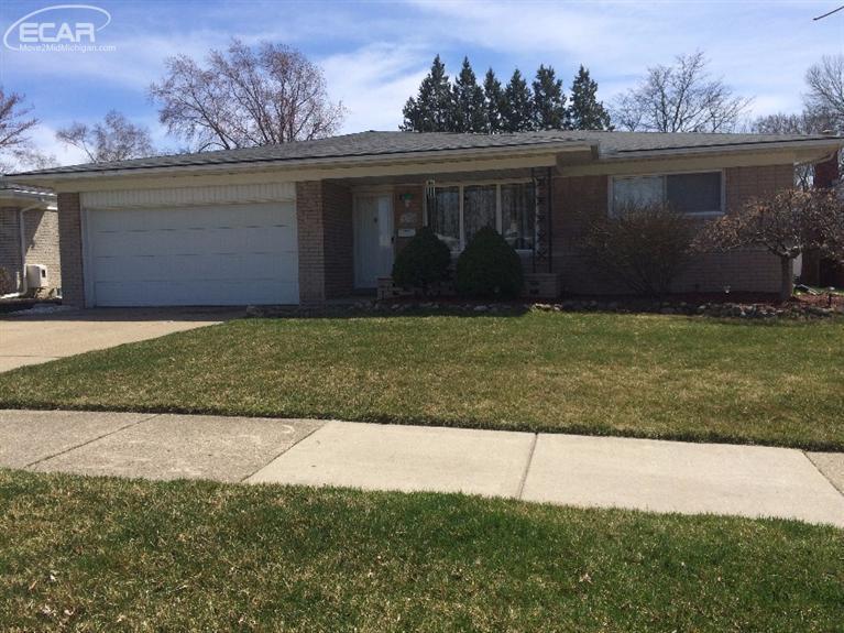 Rental Homes for Rent, ListingId:32865893, location: 4846 Alger Warren 48092