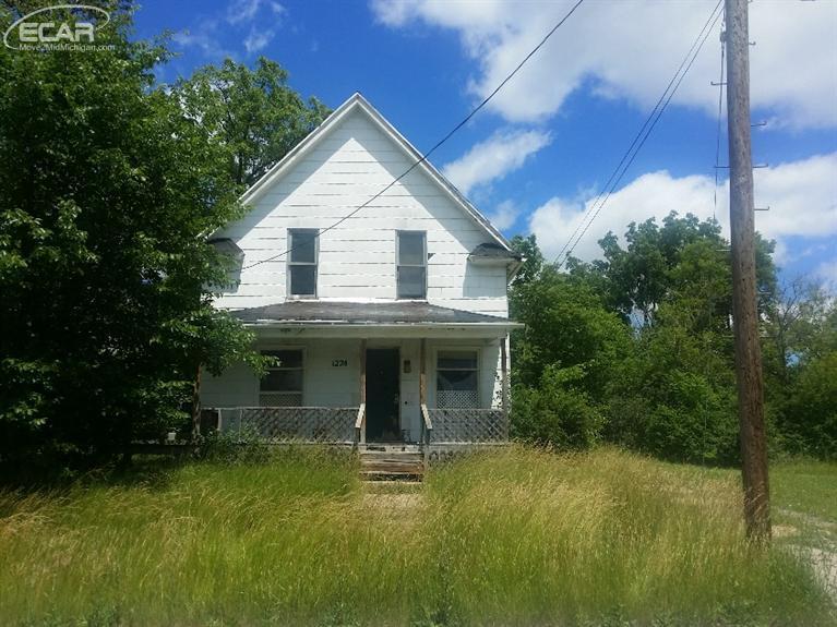 Photo of 1224 North Grand Traverse Street  Flint  MI