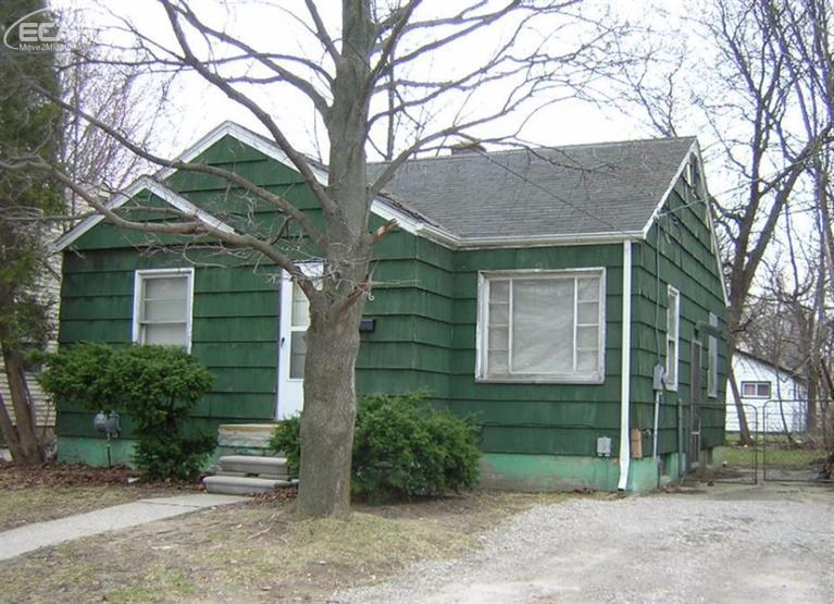 Photo of 106 East Home Avenue  Flint  MI