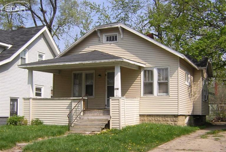 Photo of 521 East Marengo Avenue  Flint  MI