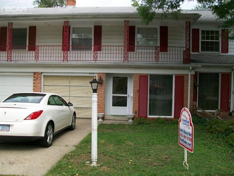 Rental Homes for Rent, ListingId:35242648, location: 3312 Pencombe Place Flint 48503
