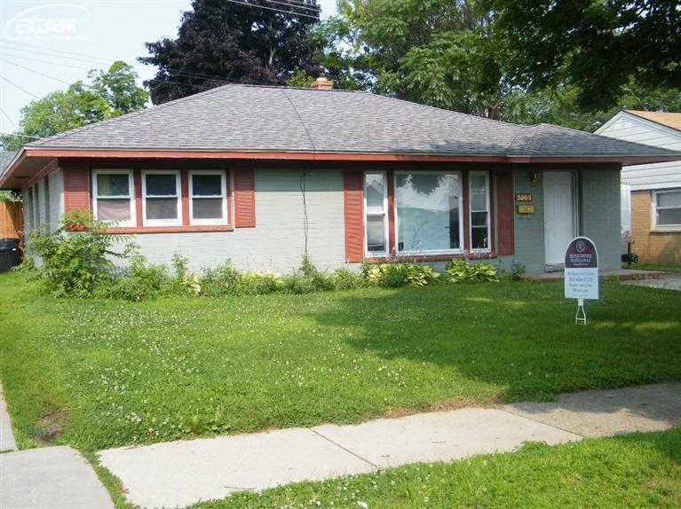 Rental Homes for Rent, ListingId:36812332, location: 3506 Cherokee Avenue Flint 48507