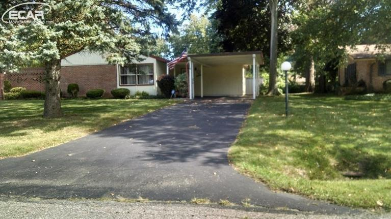 Rental Homes for Rent, ListingId:36961887, location: 3009 Circle Drive Flint 48507
