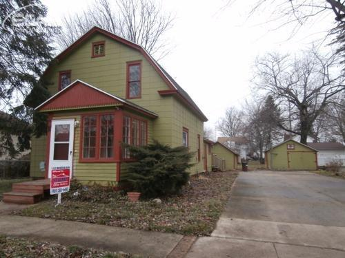 Photo of 606 West Fitzgerald Street  Durand  MI