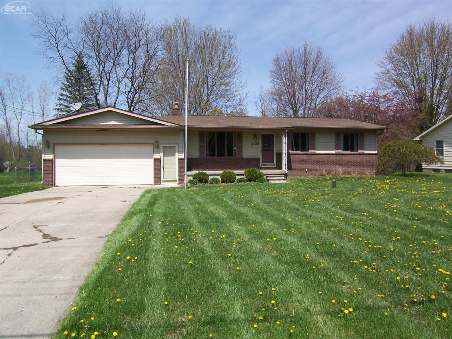 Photo of 2420  Meadowbrook Lane  Clio  MI