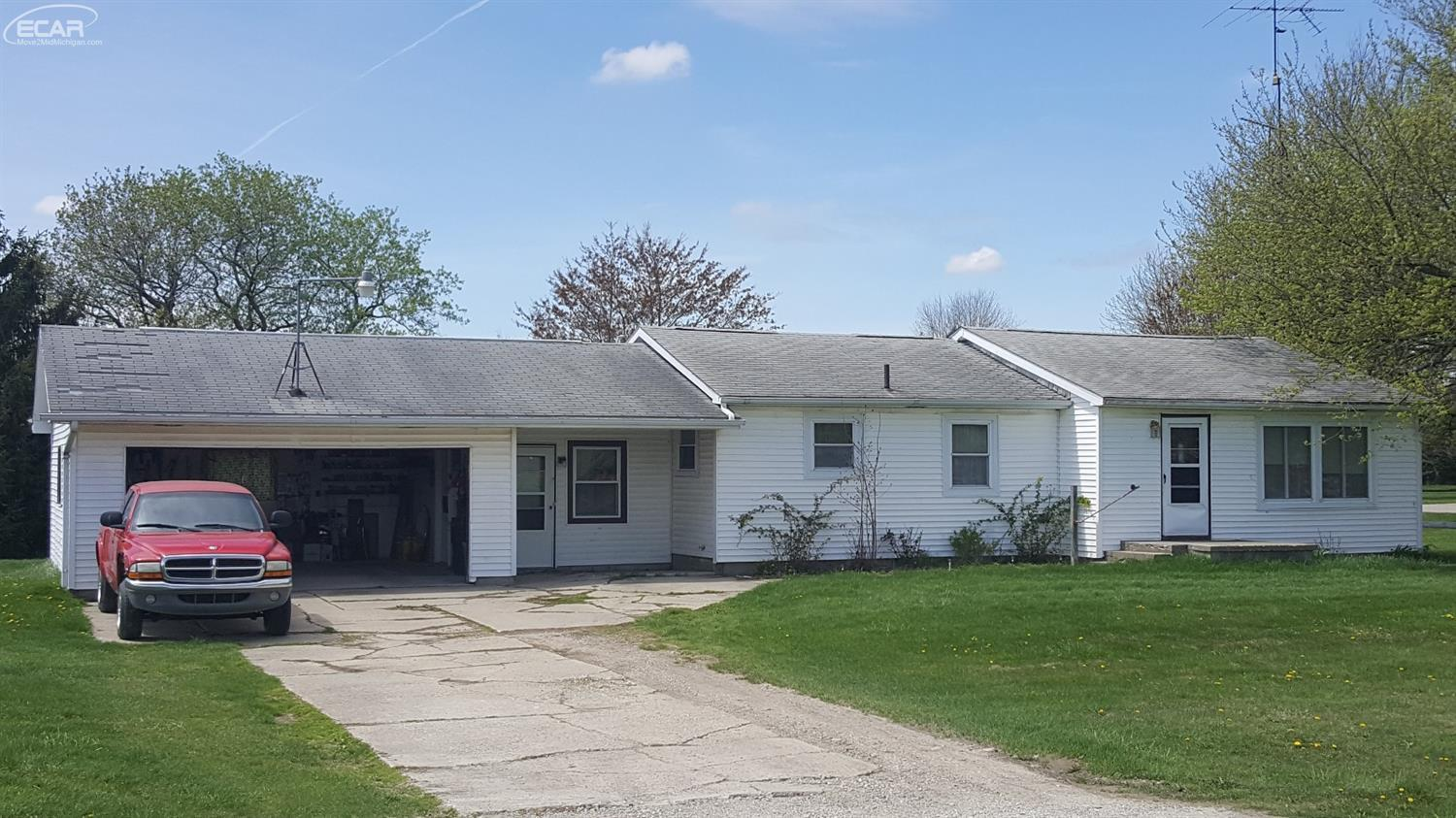 Photo of 12517 North Webster Road  Clio  MI