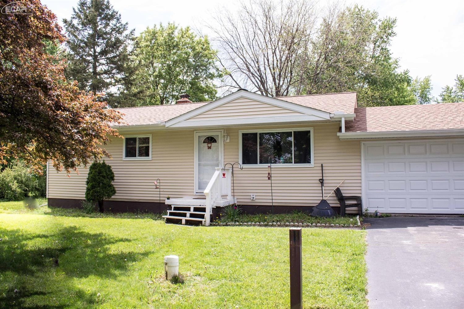 Photo of 3377 West Farrand Road  Clio  MI