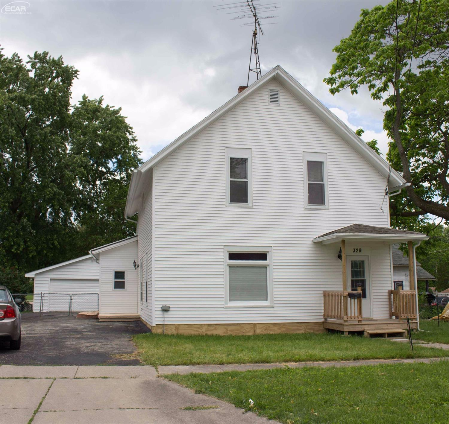 Photo of 329 West Young Street  Clio  MI