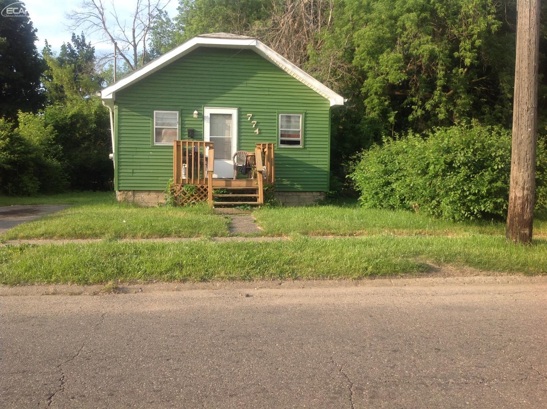 Photo of 774 East Russell Avenue  Flint  MI
