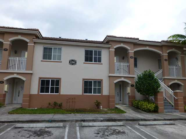 1260 SE 28 Ct # 103, Homestead, FL 33035